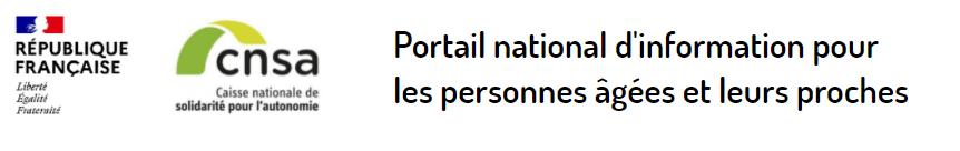 Portail national d'information pour les personnes âgées et leurs proches